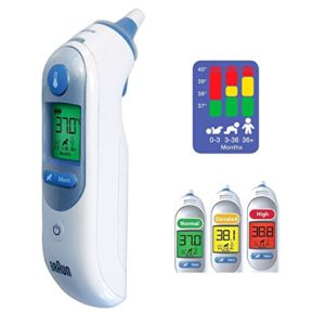 Best Ear Thermometer Review 2018
