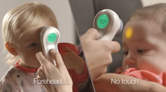 Best Forehead Thermometer Braun Ntf3000 Review